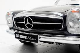 mercedes classic car brabus classic mercedes benz restoration examples creating as