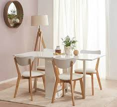 toto 4 seater dining table hayman 5 dining set with toto chairs dining sets dining