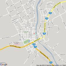 road map of york map of york australia hotels accommodation