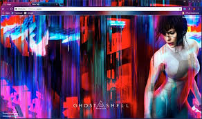 ghost in the shell 5k wallpapers chromeposta google chrome hd themes