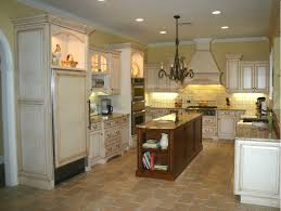 Distressed Kitchen Cabinets Pictures by Cabinets U0026 Drawer Natural Stone Wall Also Patterned Distressed