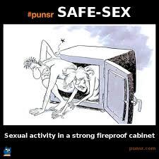 Sex Joke Memes - punsr safe sex meme punsr com there is a joke in every word the