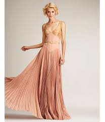 gold dress wedding 10 gold gowns to renew your vows in wedding attire