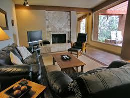 Livingroom Realty by Usonia Living Room Sedona Vacation Rental Red Rock Realty