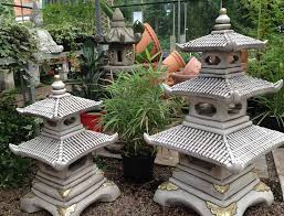 how to improve a lawn with japanese garden ornaments for sale
