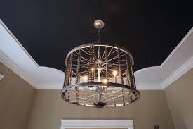 Beaded Chandelier Etsy Country Lighting Chandelier Ball Chain Chandelier With Six Lamps