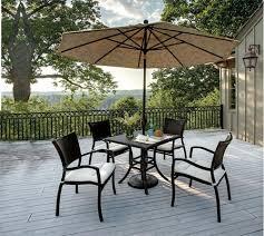 Patio Set With Umbrella Choosing The Best Outdoor Patio Set With Umbrella For Your Home