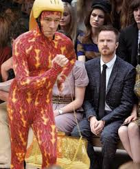 Bad Fashion Meme - aaron paul confused by fashion know your meme