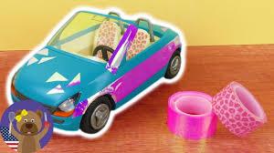 glitter car playmobil diy car idea pimp my ride cool glitter idea for your