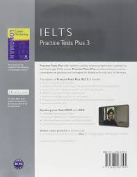 practice tests plus ielts 3 with key with multi rom and audio cd
