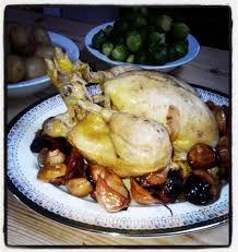 cuisine cocotte minute poulet aux 40 gousses d ail recette express en cocotte minute