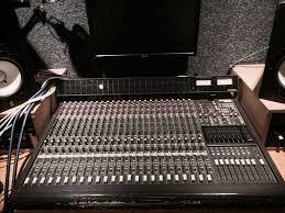 Studio Mixing Desks by Mackie 24 8 2 Mixer Mixing Desk Studio Live 8 Bus In Hemel