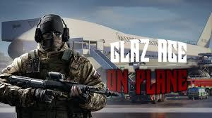 glaz ace on plane rainbow six siege youtube