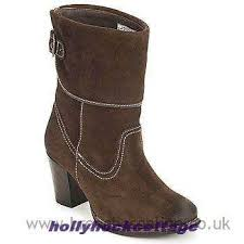 levis womens boots uk clearance ankle boots levis 218253 705 brown womens shoes ab170535