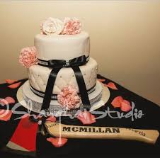 firefighter wedding cake customized firefighter axe wedding cake cutter cavella design