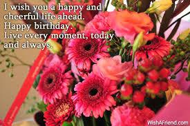 A Happy Birthday Wish Happy Birthday Wishes