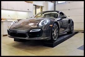 porsche 911 stinger my porsche 991 turbo s alp stinger blackvue install radar