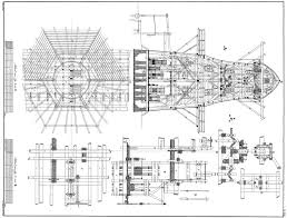 building plans for dutch industrial windmills 1850