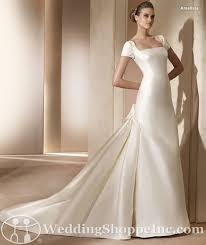 wedding dress necklines neckline