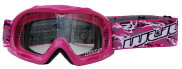 pink motocross goggles cub goggles