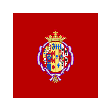 Sicillian Flag Personal Standard Of Alicia Of Two Sicily Princess Of Parma As