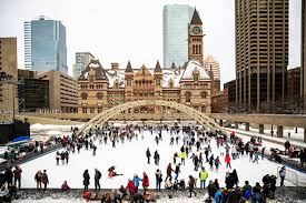 outdoor skating rinks open this week in toronto
