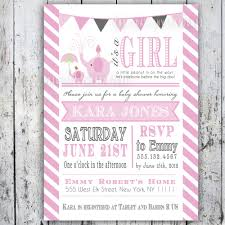 elephant baby shower invitation boy or printable 12 49 via