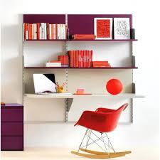 bureau etagere pas cher etagere de bureau bureau en aluminium contemporain avec actagare