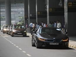 bmw car of the year bmw drives its green car of the year i8 at fame india eco drive