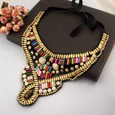 collar necklace style images Handmade collar necklace la necklace jpg