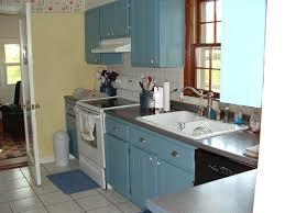 blue and white ceramic tile kitchen floor seamless texture stock