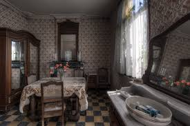 inside an abandoned belgian farm house nick pritchard