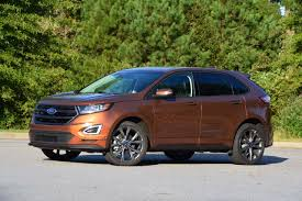 ford edge crossover 2017 ford edge sport test drive review autonation drive