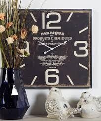 august grove oversized philo wood wall clock reviews wayfair