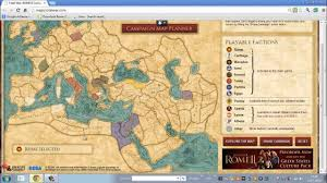 Rome World Map by Total War Rome 2 Campaign Map Planner Youtube