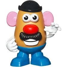 Potato Head Halloween Costumes Playskool Potato Head Walmart