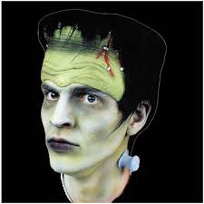 frankenstein monster head piece u0026 bolts mad about horror