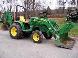what is the best john deere backhoe loader