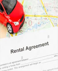 16 car rental agreement templates u2013 free sample example format
