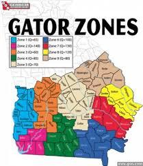 alligators in map get your gator