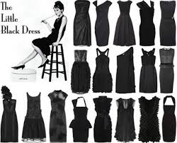 the black dress did you the reasons why every woman should a