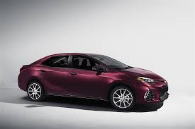 toyota 2016 models usa 2017 toyota corolla 50th anniversary special edition revealed