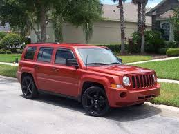 2008 jeep patriot rims xrg23x 2008 jeep patriot specs photos modification info at cardomain
