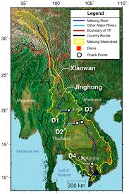 Mekong River Map Remote Sensing Free Full Text Assessment Of The Impact Of