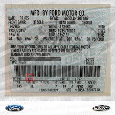 ford europe focus c max touch up paint color n drive