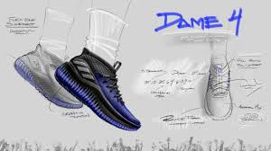 dame 4 designer shares sketches and possible upcoming colorway