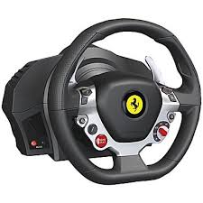 458 italia steering wheel thrustmaster 4469016 458 italia edition tx racing wheel