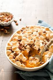 sweet potato casserole for two chocolate moosey