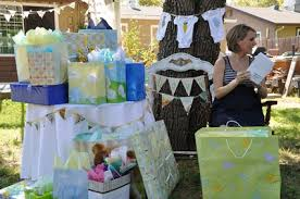 domestic fashionista backyard baby shower and giveaway