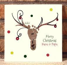best 25 reindeer footprint ideas on